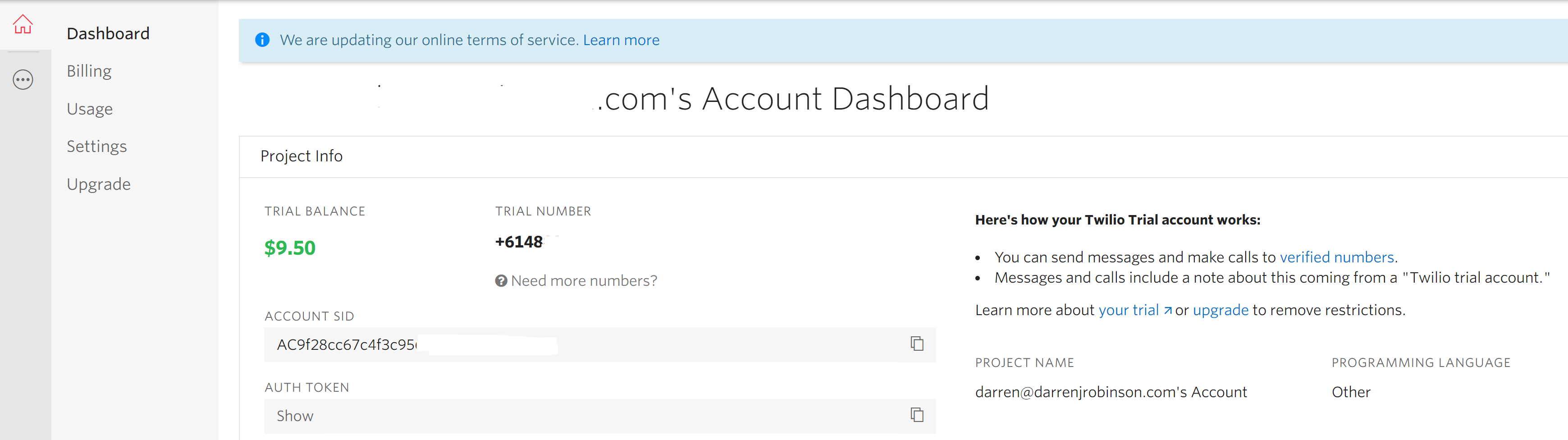 Trial Account Dashboard.PNG